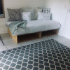 Fully furnished bachelor - newly renovated on ground floor of Rondebosch Oaks